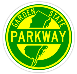 NJ Garden State Parkway