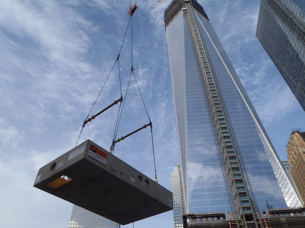 WTC Installation